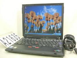 ☆B級品☆★リカバリ簡単DtoD搭載の高性能PC♪★IBM ★ThinkPad X31 2672-NAJ